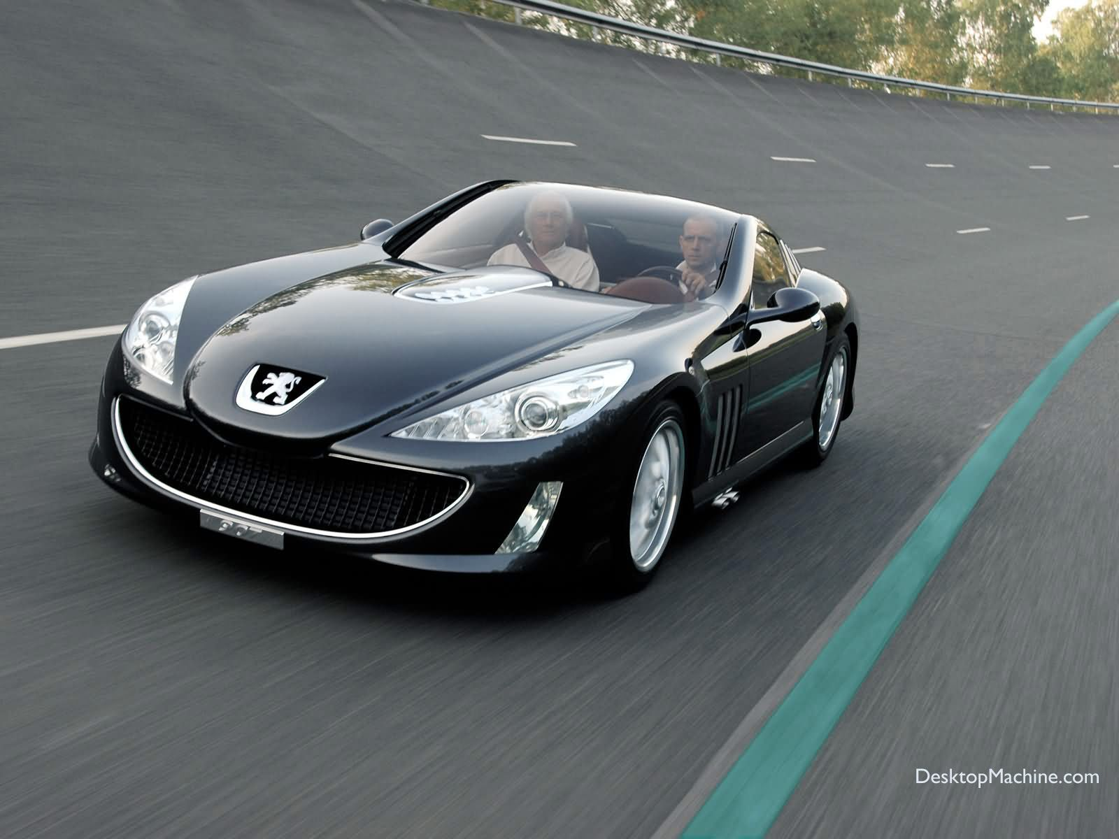 Peugeot 907 for Peugeot 907 interieur