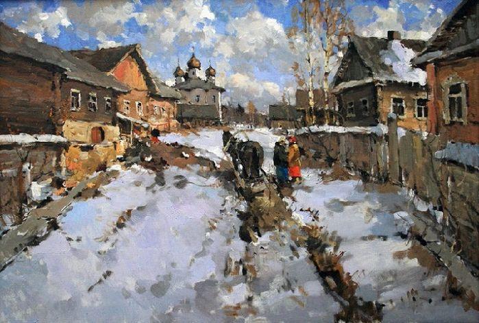 peinture de kremer alexander markovich